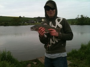 Rainbow Trout Guiding